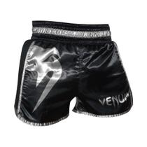 Shorts Muay Thai Venum Giant Spirit Sub. - Silver -