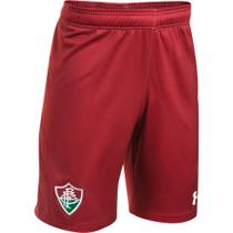 Shorts Under Armour Oficial Fluminense FC Infantil -