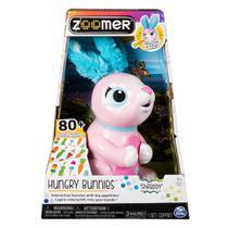 Shreddy Coelho Faminto Com Luz e Som Zoomer Hungry Bunnies SUNNY 1942 -