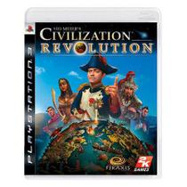 Sid Meier's Civilization Revolution - PS3 - 2K Games