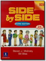 Side by side 2a - students book with workbook thin - Pearson