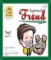 Sigmund Freud - Vol 02 - 02 Ed - Tomo editorial