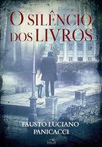 Silencio dos livros, o - Pandorga Editora E Produtora Ltda