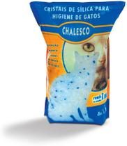 Silica Grossa Hig. P/Gatos Chalesco 1,800Kg -