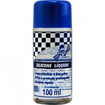 Silicone Líquido 100ml SUN CAR