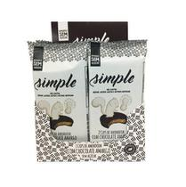 Simple Amargo Sem Açúcar DISPLAY 16x40g -