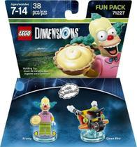 Simpsons Krusty Fun Pack - Lego Dimensions - Warner Bros