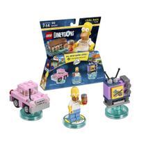 Simpsons Level Pack - LEGO Dimensions - Warner Bros