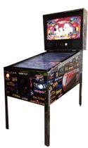 Simulador De Pinball 4k 3d Cromado Com Uso De Kinect 650 Jogos - Pdl Games