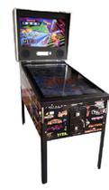 Simulador de Pinball Virtual 3D Fliperama Digital com 300 Jogos - Pdl Games