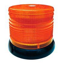 Sinalizador amarelo 12v rotativo e flash de advertência com 100 leds - Dni