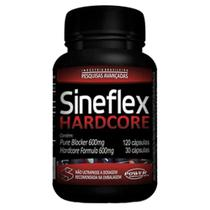 Sineflex Hardcore 120 + 30  Cápsulas - Power Supplements