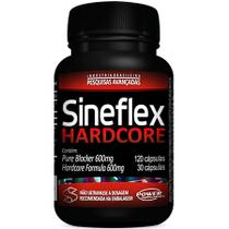Sineflex Hardcore Termogênico 150 Cápsulas - Power supplements