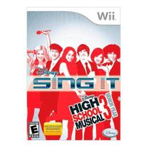 Sing It: High School Musical 3 - Wii - Nintendo