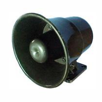 Sirene - Corneta Eletrônica Piezoelétrica 12V - DNI 3015 -