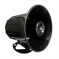 Sirene Eletrônica - 12V - 1,25A/15W - DNI 3300 -