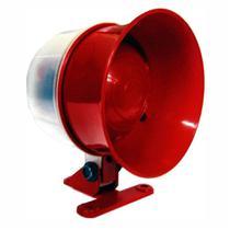 Sirene Piezoelétrica 12/24V 115DB 1 Toque 4325 DNI -