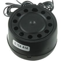 Sirene Pósitron Original Piezo Elétrica Si700 para Alarmes - Positron