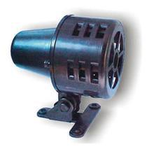 Sirene rotativa 6v a 17v mecânica com som contínuo tipo viatura 117d - Dni