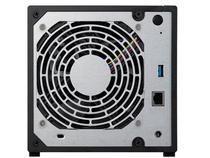 Sistema De Backup Nas Asustor As1004t V2 Marvell Armada 385 1,6 Ghz 512mb Ddr3 Torre 04 Baias -