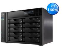 Sistema De Backup Nas Asustor As6210t Intel Quad Core J3160 1,6ghz 4gb Ddr3 Torre 10 Baias Hot-swap -