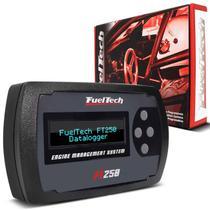 Sistema de Injeção e Ignição Eletrônica Programável FuelTech FT250 com Display Chicote 3M -