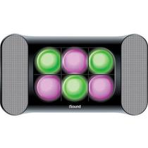 Sistema de Som e Luzes Para Iphone, Ipad  e Ipod Iglowsound Isound5245