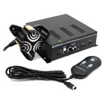 Sistema de vibração - ButtKicker Simulation Kit - Preto - BK-SK -
