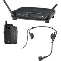 Sistema Microfone sem Fio Digital Wireless AUDIO TECHNICA  ATW-1101/H Headset -
