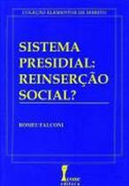 Sistema Presidial: Reinserção Social? - Ícone -