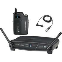 Sistema sem Fio Digital AUDIO TECHNICA ATW-1101/L System 10 Microfone de Lapela -