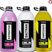 Sistema VSC 3L Vonixx Extractus Bactran Sanitizante -