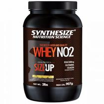 Size Up Whey Protein No2 907G Synthesize Baunilha - Proteina