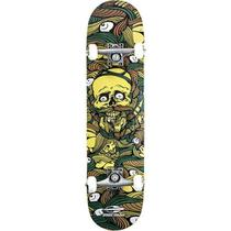 Skate Chill Street Completo Profissional Mormaii - Abec5 90a Amarelo -