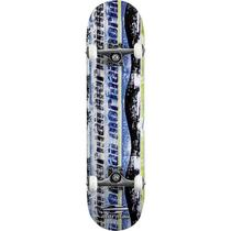 Skate Chill Street Completo Profissional Mormaii - Abec5 90a Azul -