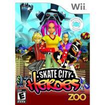 Skate City Heroes - Wii - Nintendo