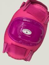 Skate com acessórios rosa - Fenix