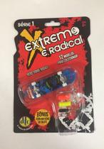 Skate De Dedo Azul - Extremo E Radical - Série1 - Dtc -