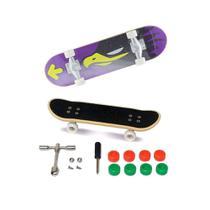 Skate De Dedo Extremo E Radical Série 1 Roxo - Dtc