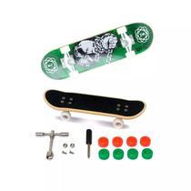 Skate De Dedo Extremo E Radical Série 1 Verde - Dtc
