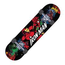 Skate Disney Marvel Homem de Ferro 3062 DTC -