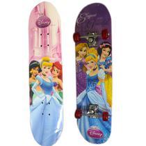 Skate Duplo Infantil Princesas 80cm 9672 - Esm