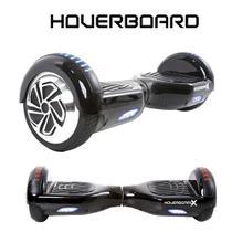 Skate Eletrico 6,5 Preto Hoverboard Smart Balance Bluetooth -