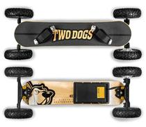 Skate Elétrico Off-Road Two Dogs 800w -