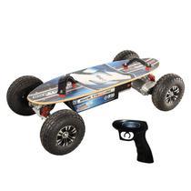 Skate Elétrico Sk8tronik Twiin Tech 1600W Dropboards Azul -