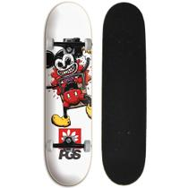 Skate Iniciante Completo Progress - PGS Mouse - Progress- Pgs