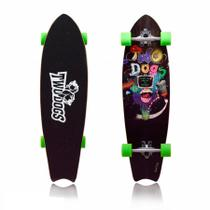 Skate long board speed rider d3 twodogs - Two dogs