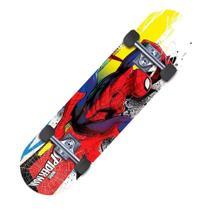 Skate Marvel DCT Homem de Ferro Homem Aranha Avanger 3062 - Dtc
