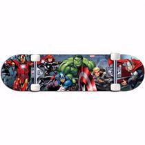 Skate Marvel os Vingadores - DTC -