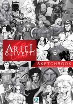 Sketchbook Ariel Olivetti - Criativo -